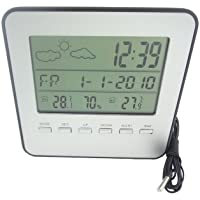 MISOL 1 UNIT of LCD Wired Weather Station indoor/outdoor Temperature