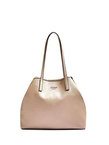 Guess Vikky Large Tote damen, handtasche, grau, One size EU -