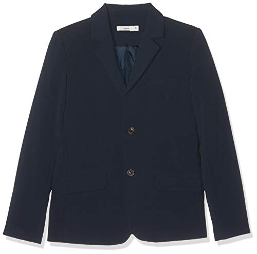 Name It Nkmingemann Blazer Noos Bambino Blu Dark Sapphire 128