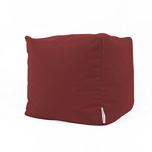 Palline Di Polistirolo Per Poltrona Sacco.Opinioni New Arketicom Soft Cube Outdoor Pouf Puff Morbido Poltrona