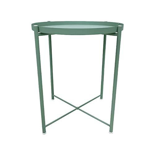 Plateau Table d'appoint en métal...