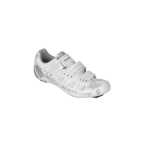 Chaussures de vélo Road Comp Lady White Gloss