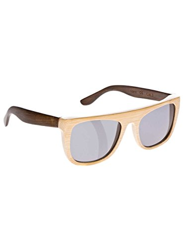 WOOD FELLAS Sonnenbrille, Braun, One Size