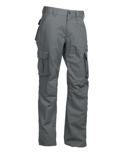 Jeff Green Herren Outdoorhose Tampere Black, 52 (Größe: L)