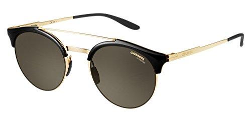 Carrera Unisex-Erwachsene 141/S 70 J5G Sonnenbrille, Gold/Brown, 51