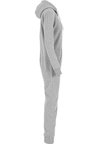 Urban Classics TB1077 Ladies Sweat Jumpsuit Teddy Damen - 6