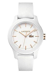 Lacoste 2000960 - Reloj analógico de pulsera para mujer de Lacoste