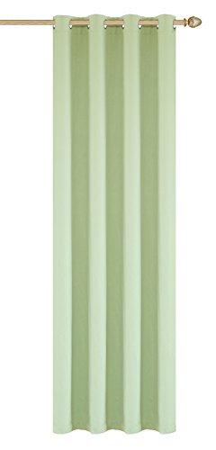 OnlyYou - Tenda oscurante, 1 pannello, 135 x 137cm, Luce Verde - Camo Tenda Oscurante