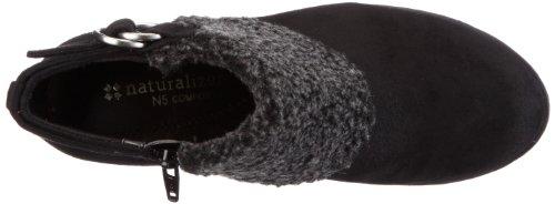 Tarrin E Senhoras Botas A1612f1901 Tornozelo Naturalizer Moda Pretas Botas black Bdgqfgw