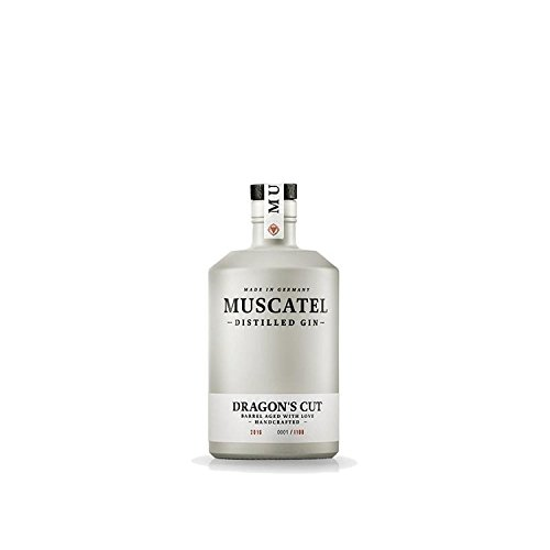 Dragon´s Cut - Distilled Gin 6 x 0,7 L. A Witch, A Dragon & Me