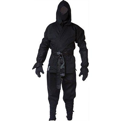 Blitz Sports Ninja-Anzug - schwarz 190cm