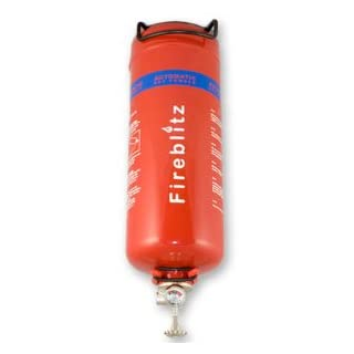 Automatic Fire Extinguisher - 2kg ABC Powder
