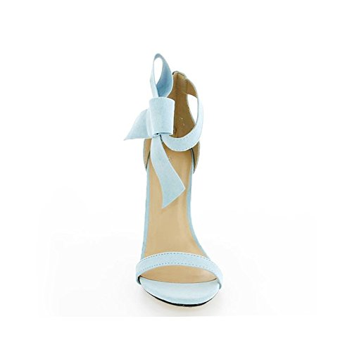 Ideal Shoes ,  Sandali donna Azzurro