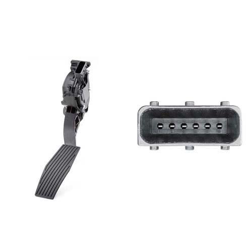 Hella Sensor Fahrpedalstellung Fahrpedale Pedale 6PV 009 765-701