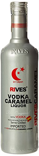 Rives Vodka Caramel Liquor, 30º - 700 ml