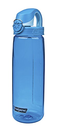 Nalgene Everyday OTF Trink- und Kunstoffflasche, 0,7 Liter, blau -
