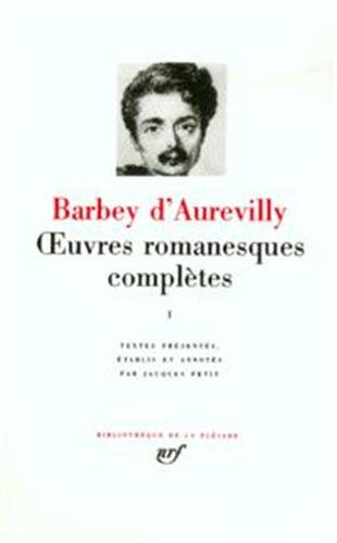 Oeuvres romanesques complètes, tome 2 par Barbey d'Aurevilly