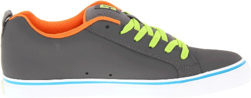 DC Shoes Court Vulk, Chaussures basses homme Pewter