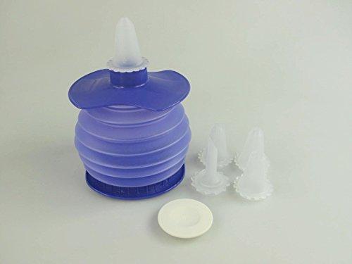 tupperware-d39-boule-decors-5-douilles-pourpre-10728