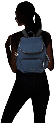 Kipling - City Pack S, Zaini Donna Blu (Satin Blue C)