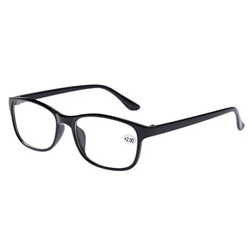 Southern Seas +1.50 Bifocals Reading Glasses Mens Womens Spectacles Frames Fashion Eyewear Readers by Southern Seas (Men Glass Frames)