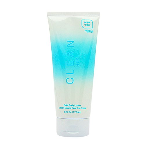 Clean Classic Air soft body lotion, 1er Pack (1 x 177 g) - Clean Soft Body Lotion