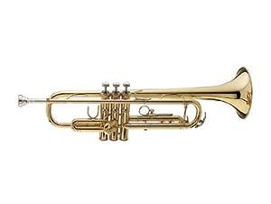 Elkhart 100TR Beginner or Intermediate Trumpet Outfit