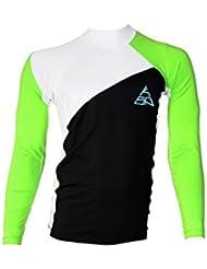 KSP LYCRA SHIRT Skill 2015XL Shirt KITESURFEN Windsurfen FOR SURF Wind
