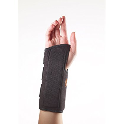 Corflex Ultra Fit Cool Wrist Splint 8' Small Left