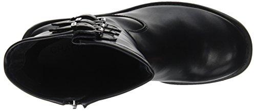 Donna Nero Boots Mylene nero Chattawak Biker xISxq6Z