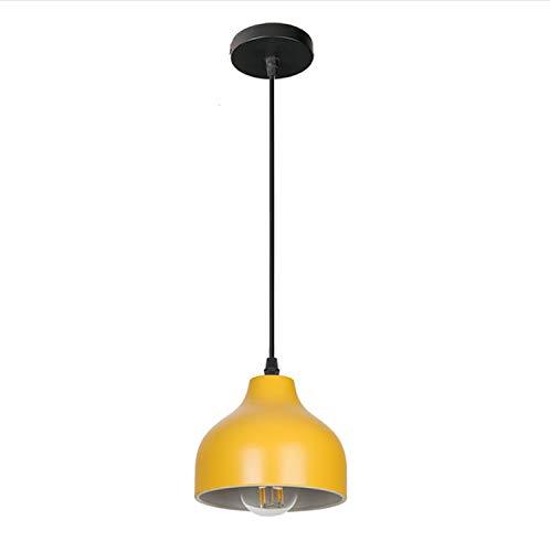 Retro Vintage Single Head Pendelleuchte Abdeckung Lampenform für Restaurant Lampen Esszimmer 1 - Dachboden Treppen Abdeckung