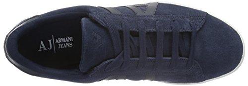 Armani Jeans 935565cc501, Sneakers basses homme Blau (BLUE PEACOAT 32335)
