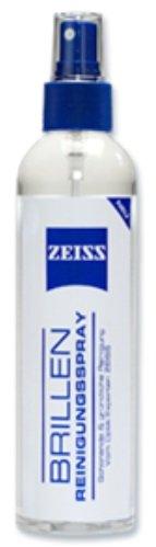 Zeiss Brillen Reinigungsspray 240ml + Zeiss Mikrofasertuch 35*35cm