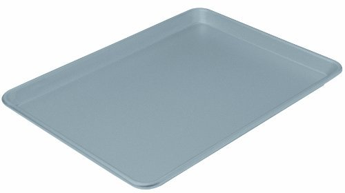 Chicago Metallic Commercial II Non-Stick Jelly Roll Pan, 16-3/4 by 12-Inch by CHICAGO METALLIC Chicago Metallic Non Stick Jelly Roll Pan