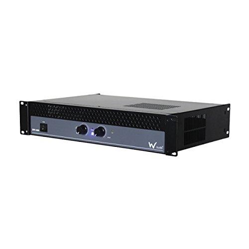 W-Audio EPX800 Professionale 800W Amplificatore Di Potenza Stereo EPX-800 Amp