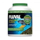 Fluval Vegetable Flakes, 32 g (1.08 oz)