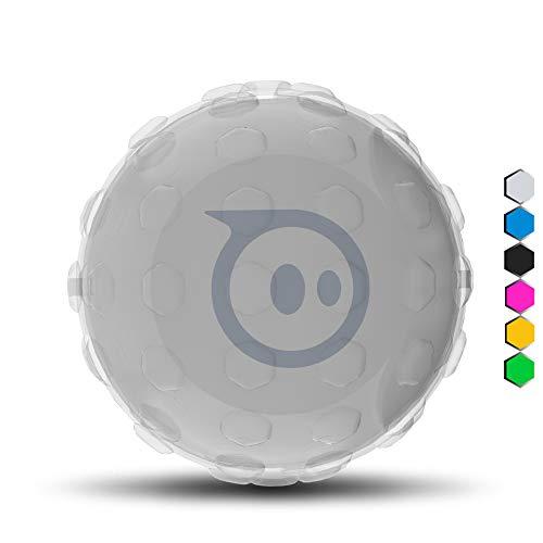Hexnub Cover für Sphero 2.0 - Roboter Ball und BB8 Driod - Klar