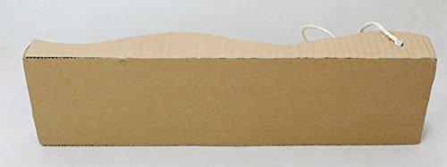 Cat Scratching Board with door hanger Scratcher , Catnip 3