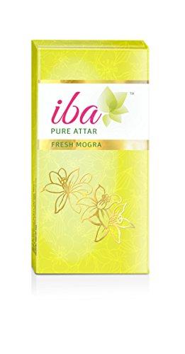 Iba Halal Care Pure Attar Fresh Mogra, 10ml