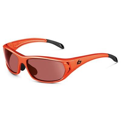 Bollé Sonnenbrille Ouray, shiny orangeb-clear photo rose gun, 11544