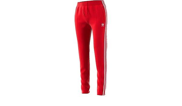 pantalon adidas femme rouge