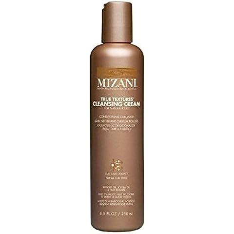 Mizani Verdaderos Texturas Crema Limpiadora Acondicionado De Lavado Rizo 8,5 Oz (Paquete de 6)