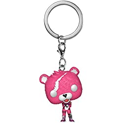 Funko Pocket Pop Keychain: Fortnite: Cuddle Team Leader, (35717)