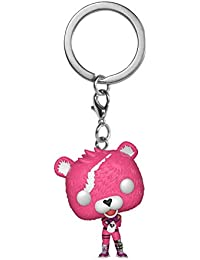 FunKo Pocket Pop Keychain: Fortnite: Cuddle Team Leader, 35717, Multi