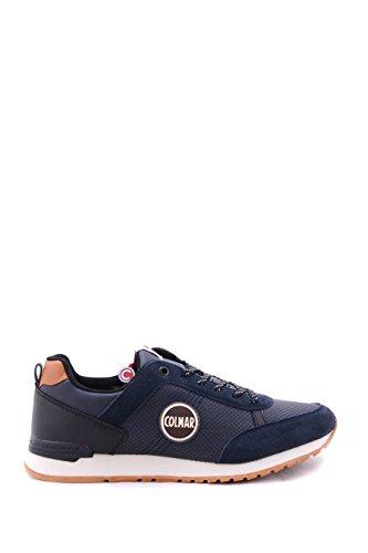 Colmar TRAVIS DRILL Sneakers Uomo Ecopelle MID GREY MID GREY 40