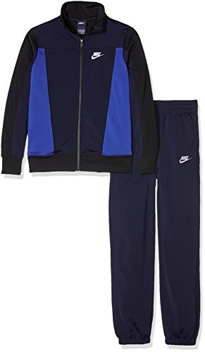 Nike B Nsw Trk Pac Poly Suit-Tuta da ragazzo