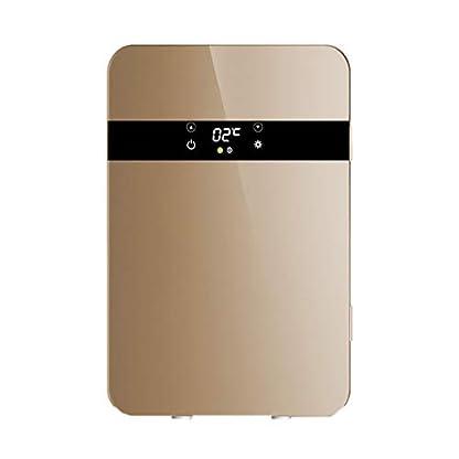 Kity-Kompatibel-mit-Minikhlschrankkhler-und-wrmer-220-V-Wechselstrom-12-V-Gleichstrom-Gold-Kompakt-tragbar-und-leise–Minikhlschrank-mit-elektrischer-Khlbox-A