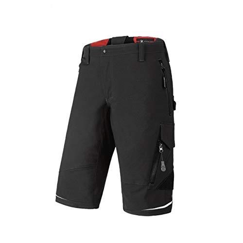 BP 1990-038-01 Workwear Unisex Worker Jeans, Baumwolle und Elastomultiester, Dunkelblau Gewaschen, Größe 31/30