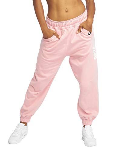 Dangerous DNGRS Damen Jogginghosen Leila pink M