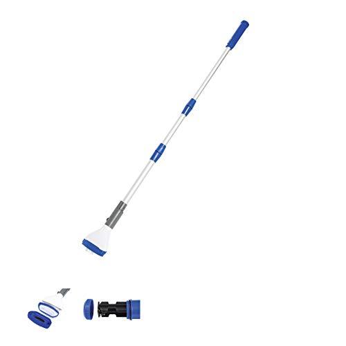Bestway Flowclear batteriebetriebener Poolsauger AquaScan für Poolgrößen bis 305 cm